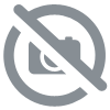 polaire the north face women 100 glacier 1/4 zip tnf black
